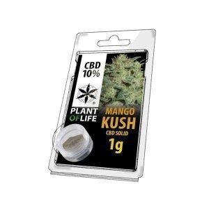 CBD Solid Mango Kush 10%