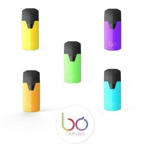 5x BO Caps - Different Flavours
